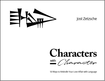 Character with Character cover